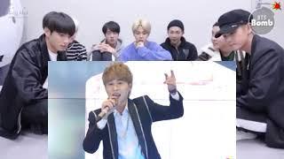 Cảm Xúc Của BTS Khi Xem JACK J97 Live Bạc Phận