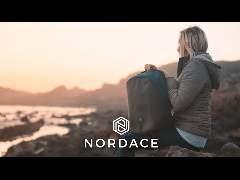 Nordace Vasto Smart Travel Backpack