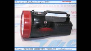 Đèn sạc xách tay bóng led Kentom KT-205