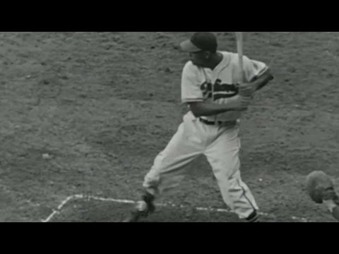 1948 WS Gm4: Doby launches a solo homer in the 4th