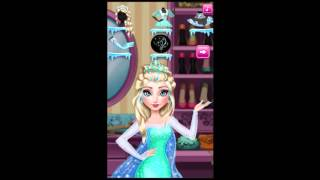 Chơi game Elsa trang điểm 2 - Game Vui