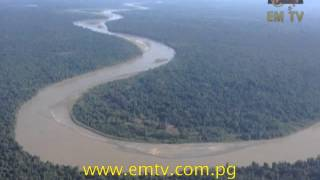 PNGDF on the Madang to Baiyer Road