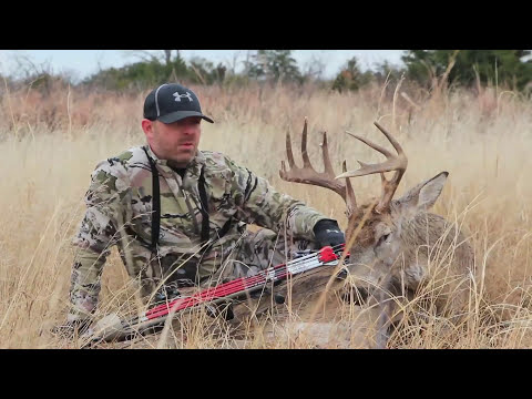 S:5 E:9 Bow Hunting Whitetail Deer during the Rut in Oklahoma with Tim Burnett of SOLO HNTR