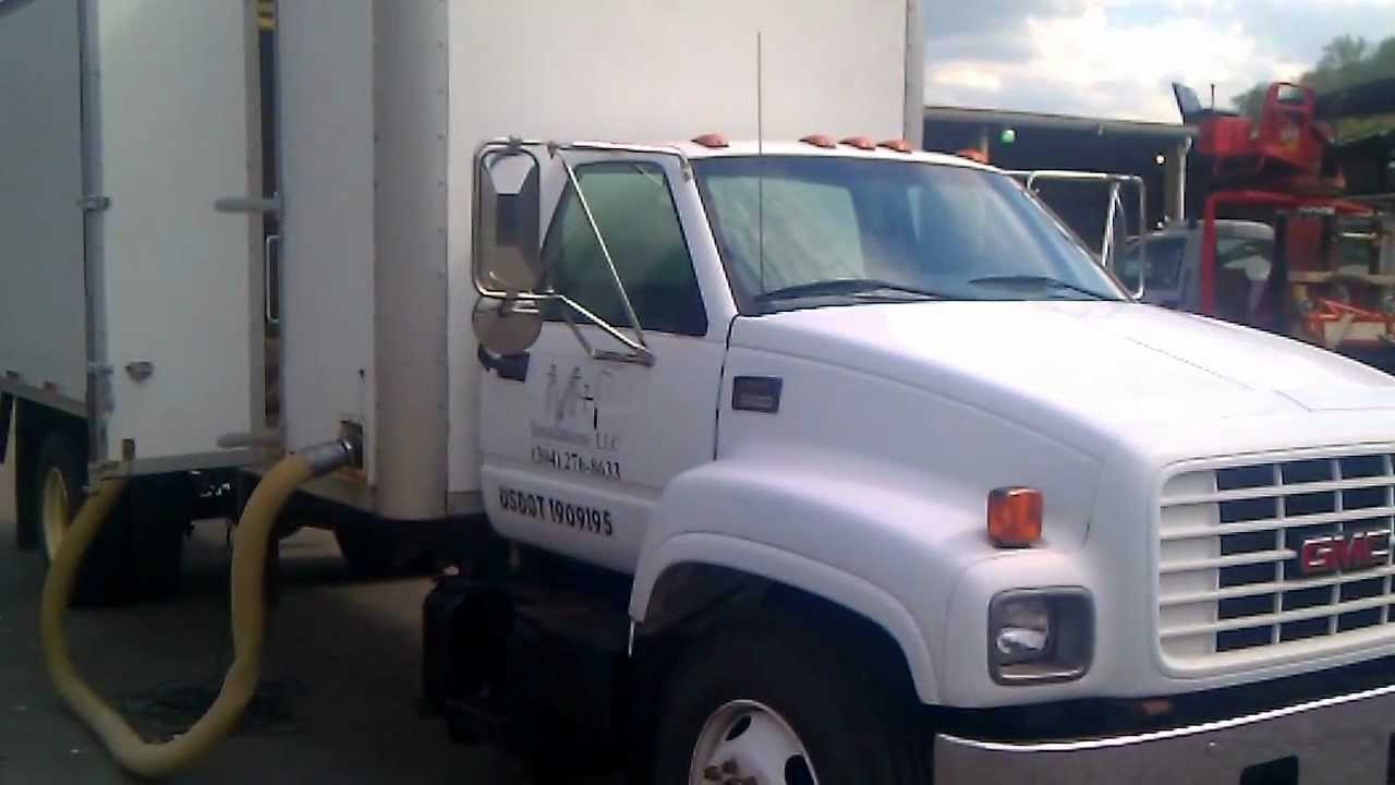 Insulation Box Truck For Sale 3gp Youtube