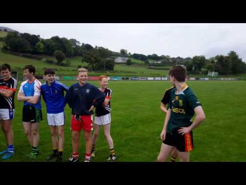 SOUTH ARMAGH U14 DEVELOPMENT SQUAD CROSSBAR CHALLENGE