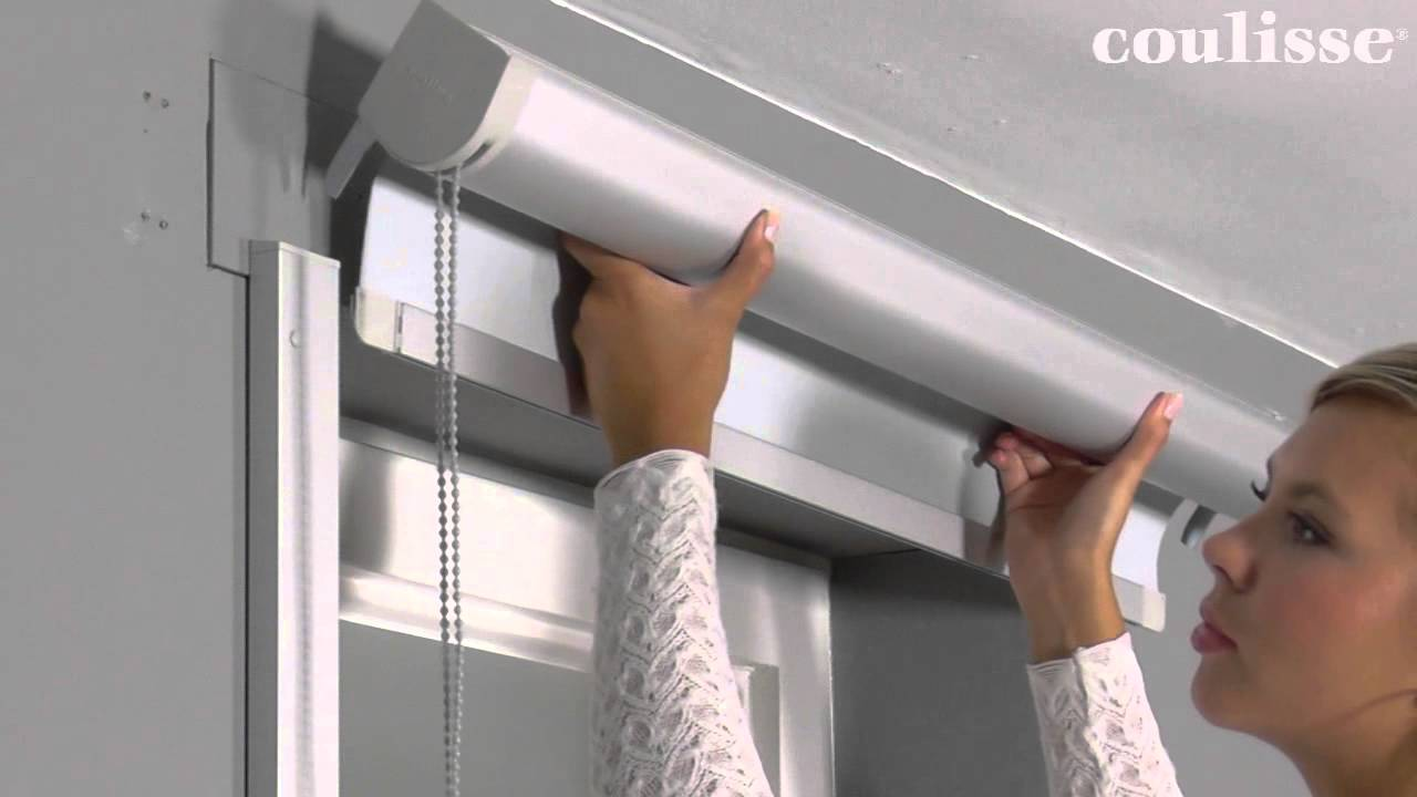 How To Install Roller Absolute Cassette With Side Guides