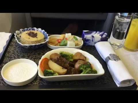 KLM Business class on B777-300ER from Kuala Lumpur to Jakarta