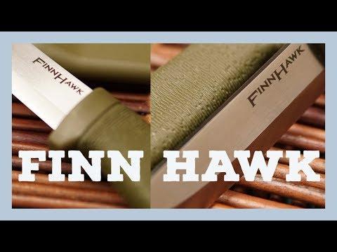 Cold Steel 20NPKZ Finn Hawk video_2