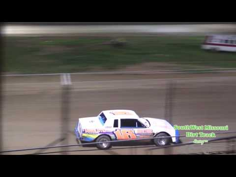 Lebanon Midway Speedway July 7, 2017 Bombers Feature Race