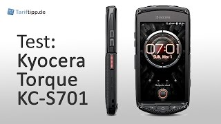 Kyocera Torque | Test deutsch