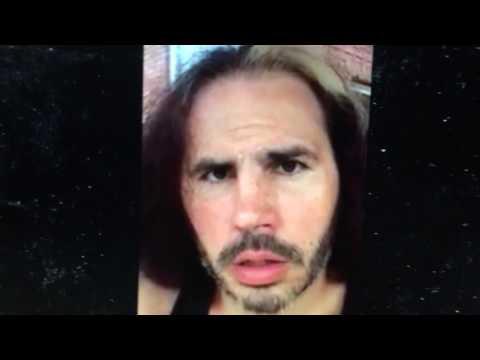 Matt Hardy TMZ interview reaction. Lmao