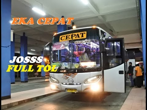 "TAK SEINDAH DULU    Trip ARTIS EKA CEPAT ""Primadona"" S7520US Surabaya-Solo Via Tol"