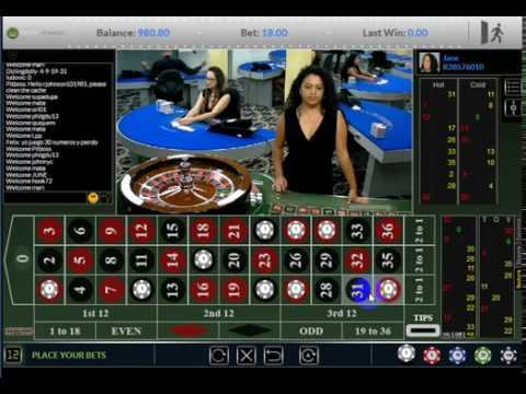 System to Win Roulette Casino Live