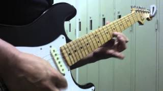 Guitar/Fender Japan Stratocaster Multi-Effect/PANDORA mini.