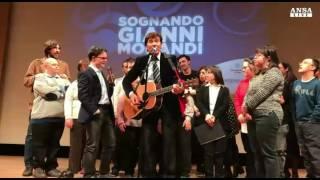 Gianni Morandi e i suoi