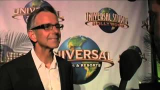 Mark Woodbury, President of Universal Creative for Universal Parks & Resorts