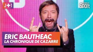 Julien Cazarre avec Éric Bauthéac !