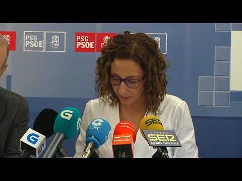 El PSOE ourensano presenta enmiendas a los presupuestos de la Xunta 7 12 18