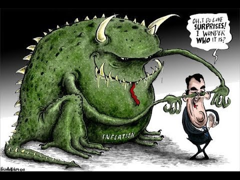 Michael Lebowitz: Central Banks Created The Inflation Monster & Can't Stop It Now?