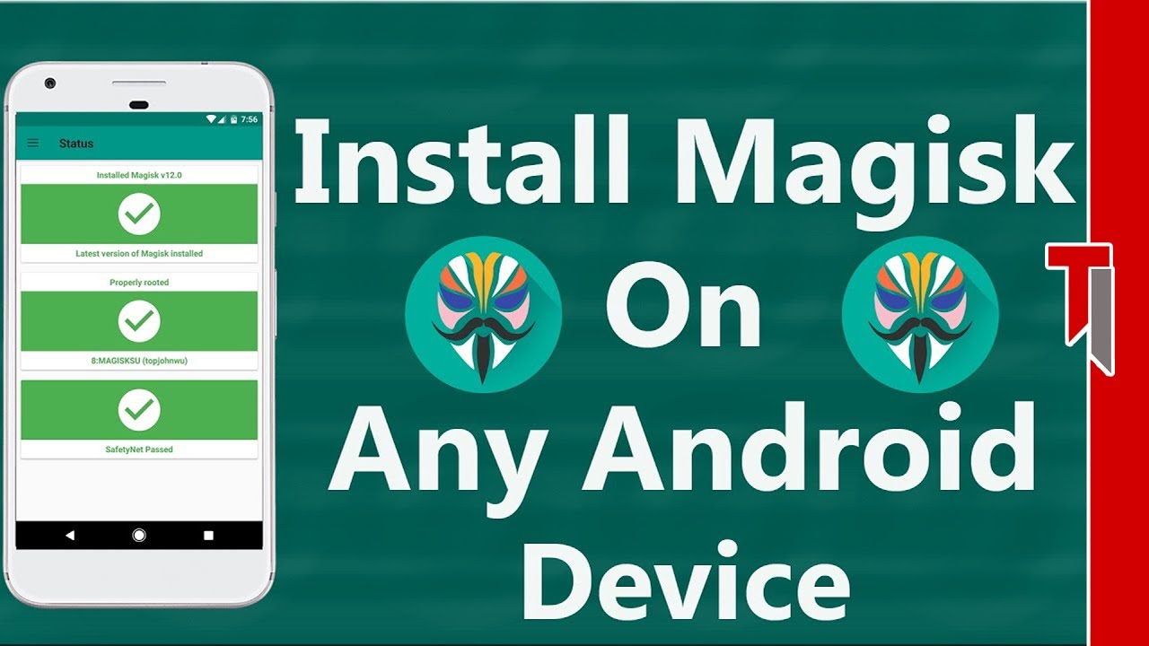 How To Install Magisk Manager On Any Android Device! Replace of Xposed  installer [Root Required]