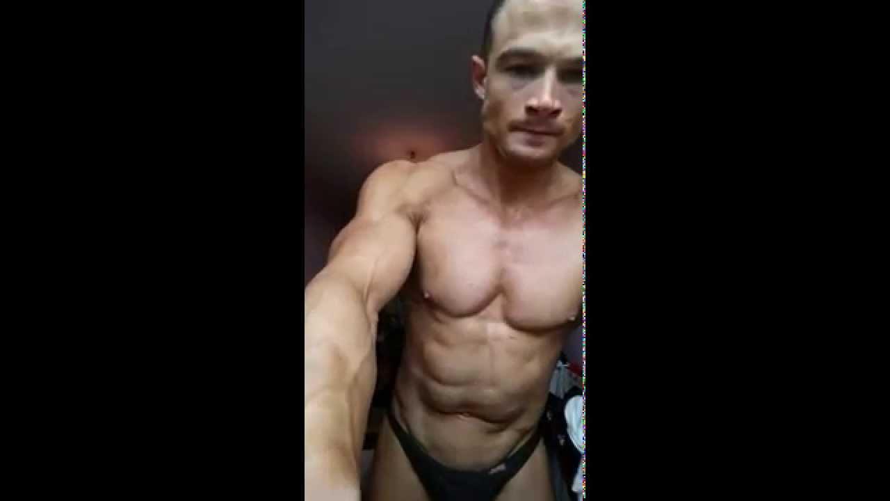 Wspólny trening Zachary Krajniak FBS - YouTube