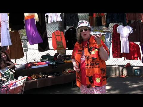The Flea Market - The Allee Willis Museum Of Kitsch - YouTube