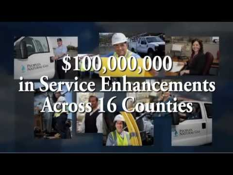 "Peoples Natural Gas TV ad: ""Commitment"""