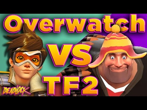 OVERWATCH vs TF2: Is Newer Always Better? - Deadlock