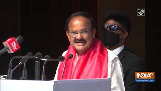 VP Naidu advises other countries to not give 'unasked' advice on J and K matter