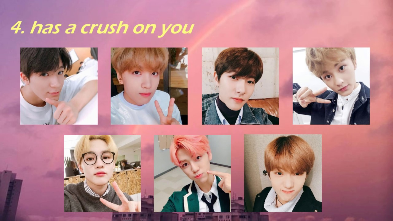 Nct Dream Having A Crush On You