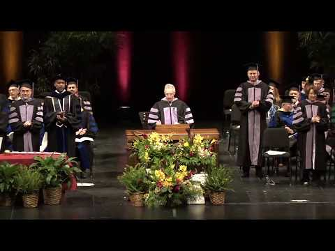 2018 School of Dentistry Commencement Ceremony