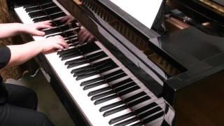 ピアノソロ用に弾きやすくアレンジしました。 作詞 宮崎吾朗 作曲 谷山...