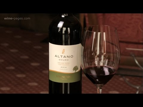 Altano, Organic Douro Red Wine 2014 review