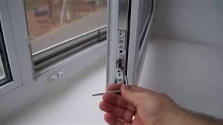 як зробити так щоб не дуло з пластикових вікон