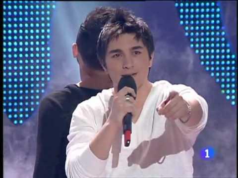 """Samuel y Patricia - Recuérdame """"Destino Oslo"""" Eurovisión ..."""