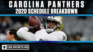 The Carolina Panthers will bring up the rear in their division  | CBS Sports HQ