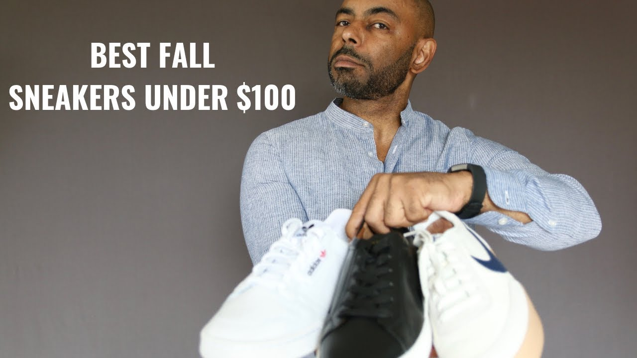 10 Best Fall 2019 Sneakers Under $100