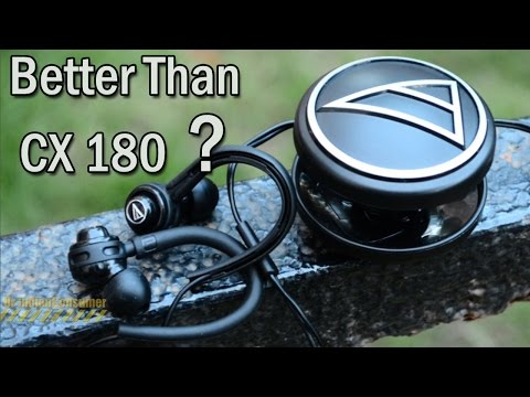 Audio Technica ATH-COR150 Headphones Unboxing And Review