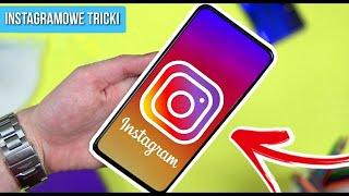 Instagram TRIKI 2019 - TOP 8 UKRYTYCH funkcji których prawdopodobnie NIE ZNASZ / Mobileo [PL]