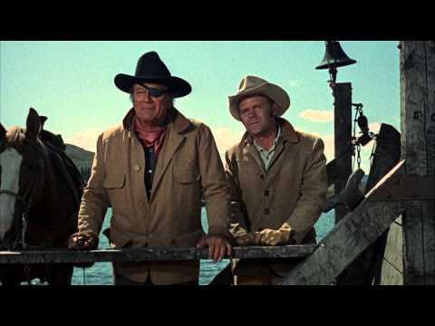 True Grit (1969) - Trailer