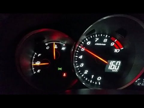 mazda rx8 2006 top speed