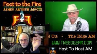Feet To The Fire James Interviewed By Daniel Ott Om The Edge AM