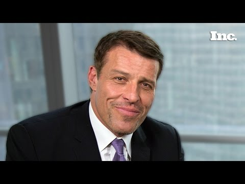 Tony Robbins: How to Invest Your Way to a $70 Million Retirement Fund | Inc. Magazine