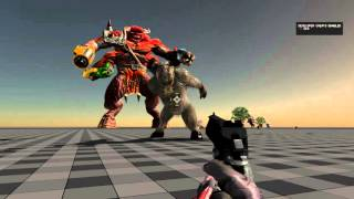 Serious Sam 3 SSHD Enemy Resource Pack