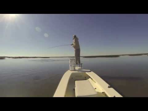 Fly Fishing For Redfish In Charleston, SC With Capt.Chris Wilson