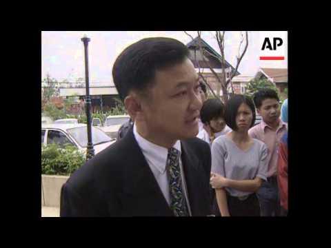 THAILAND: BANGKOK: GENERAL ELECTION: UPDATE