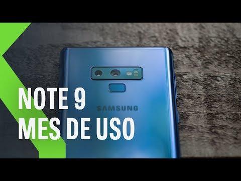 Samsung Galaxy Note 9 tras un mes de uso: el S Pen nunca fue tan importante