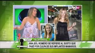 Ana Sol Romero cuenta la verdad