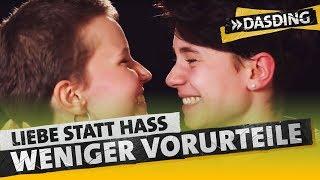 Gegen Homophobie: Weniger Vorurteile, mehr Herz! | DASDING