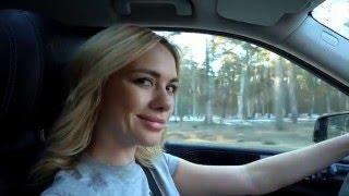 "Тест-Драйв Mercedes Gl 63 Amg В Программе ""Разгон С Анастасией Трегубовой"""
